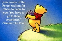 The wisdom of Pooh / by Kelly Kliman