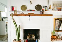 Dream Home / Houses, tiny houses, wood stoves, cozy places, big windows and fabulous kitchens.  / by Cara Fazio