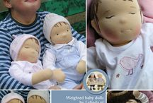 babies cloth dolls