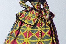 Commedia del' arte / Théâtre populaire né en Italie au XVIème siècle, où les acteurs masqués improvisent des comédies.