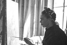 Frida Kahlo / by Jill Bechtold