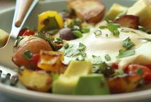 Potatoes for Breakfast / Hashbrowns, breakfast potatoes, potato pancakes, potato waffles, and so much more!