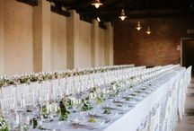 Rectangle Wedding Tables