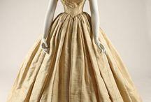 Historical Fashion / by Melanie Anderson