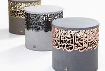 بالخط العربي