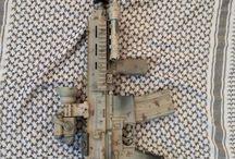 Bad Ass AR-15's