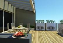 ORTO DAMARE kitchen garden on the terrace