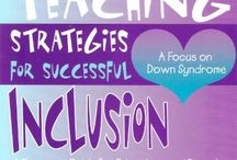 Inclusion / Inclusion in Education for children with Down syndrome and similar disabilities