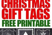 Christmas / All bits and bobs