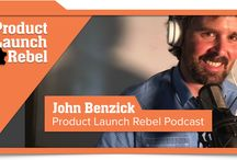 Product Launch Rebel / Product Launch Rebel is the weekly podcast that helps people launch physical consumer products.  Hosted by entrepreneur, business coach and investor John Benzick, each episode will reveal insider tips and best practices on ways to create and launch your physical consumer-product based business – we'll be interviewing entrepreneurs and experts, as well as me sharing my experiences and thoughts that will save you lots of time and money. #startups #businessideas #podcast
