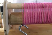 huh... weaving