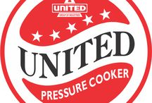 United Pressure Cookers / Founded in 1954, UNITED has always been the first choice of Indian customers for kitchenware . It is one of the fastest growing cookware companies in India. UNITED Group, headquartered in Delhi, which is one of the most popular brands in India with its innovative product range of cookwares since 1954. Since the introduction of the first UNITED pressure cooker more than 6 decades ago, innovation and a people-centric approach have always been at the core of our company