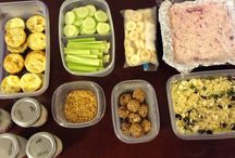 Meal prep  / by Ashley Ryane