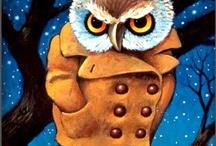 Hiboux or owl