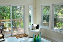 sun rooms / by Cathy Eagan