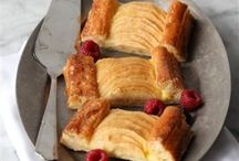 Pastries / Originals, Favorites, and Sweet, Sweet, Inspiration