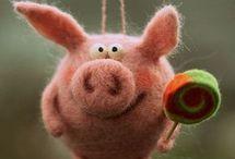 Свинки.