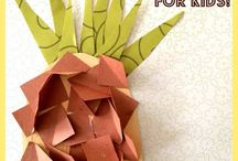 nápady z papiera