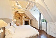 Fab Interiors ~ Bedrooms / by Danielle Slingerland - van der Aa