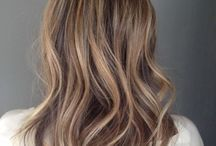 Hair color | Dark blonde