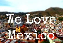 We Love Mexico / We love Mexico. A collection of the best photography of Mexico from around the web.