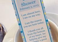 BABY: Shower Ideas / by Stephanie Norman