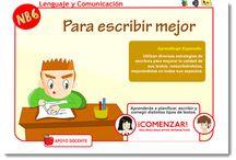 School - Expresión escrita