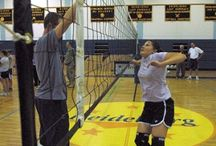 volleyball blocking drills