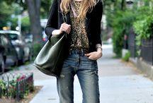 Denim Street Style / by Sanda Belaire