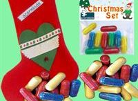 Acornkids Christmas Specials! and Other Christmas Goodies now available / Super Christmas specials available!  I just love stockings!
