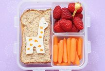 New Lunch Ideas for the Kids / by Danielle Jones