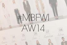 #MBFWI AW14 / by Mercedes-Benz Fashion Week