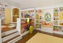 Playroom / by Jessica Estes