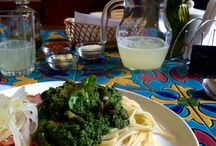 Food & Feast / Dishes that i tasted and ate with hungry and joy