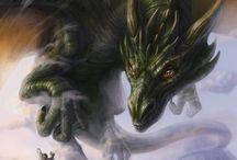 Fantasy Dragons / by Damon Laws