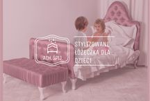 Ach śpij / Hand made beds for children.