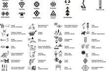 Символы / el símbolo,  simbolismo