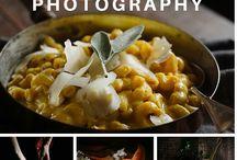 Food styling lighting