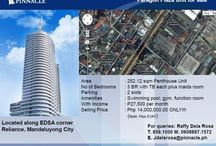 Condo / Residential Condominium / by Pinnacle Real Estate Philippines