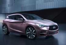 Infiniti - my dream car