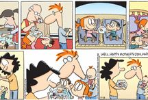 Mother's Day Comics
