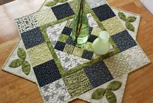 Table quilts
