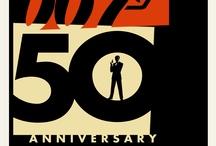 50 years of Bond / Poroerty of a Lady\ / by Jeff Kehoe