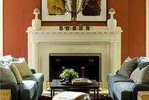 Warm Interior - Living Room Inspiration