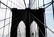 Bridges / I am a bridge junkie, and these are some of the ones I have seen and others that I hope to see one day. / by Mitch Turek