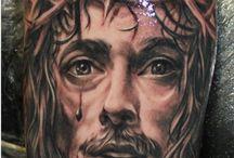 Jesus Tattoos