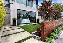 Dream home facade