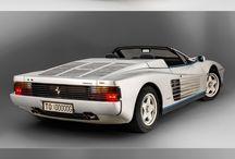 Ferrari old school