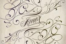 Fonts/Lettering