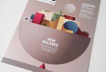 Graphic design / Graphic design inspiration.